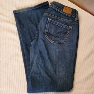 American Eagle stretch Favorite Boyfriend Jr's 0